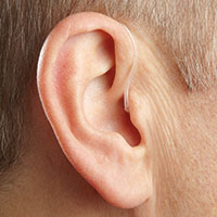 Mini Receiver in Canal Hearing Aid in Ear RIC